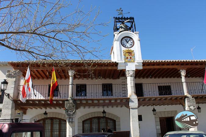 Casa del Concejo de Escalona