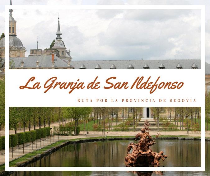 La Granja de San Ildefonso