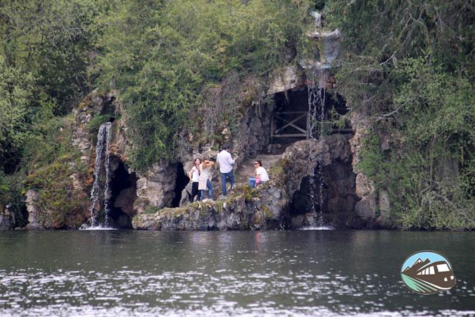 Gruta de los Jardines de La Granja de San Ildefonso