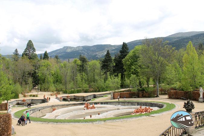 Jardines de La Granja de San Ildefonso