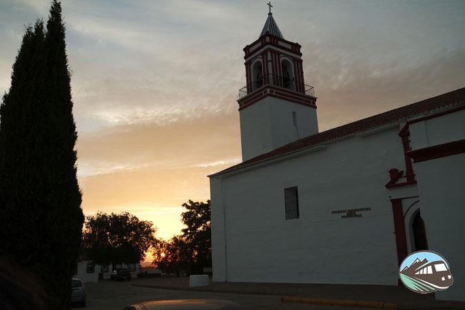Iglesia de Santa Cruz - Puebla de Guzmán
