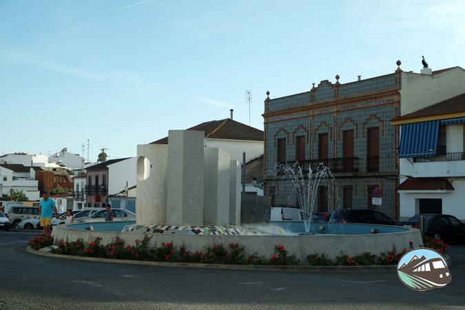 Plaza de la Cebadilla - Puebla de Guzmán