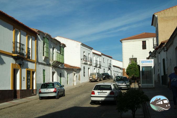 Calles de Puebla de Guzmán