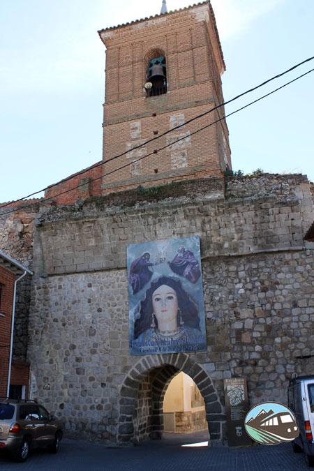 Puerta de San Miguel - Escalona