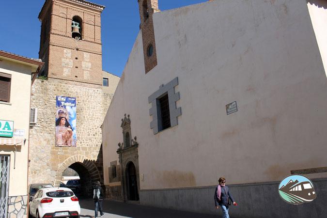 Iglesia de San Miguel Arcángel - Escalona