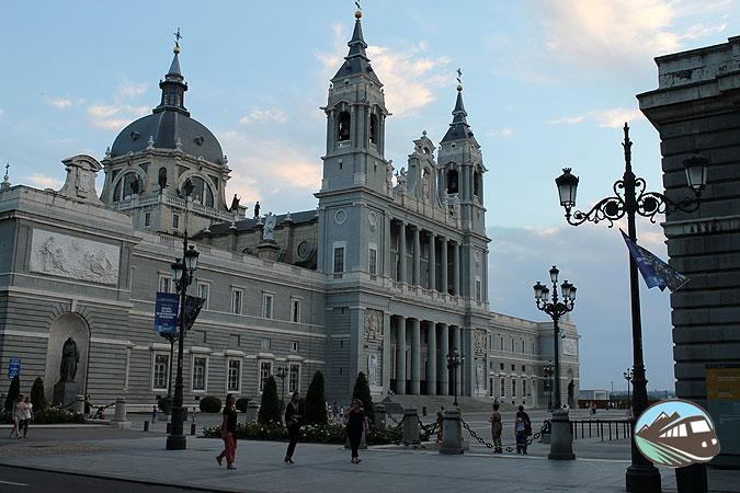Catedral de la Almudena – Madrid