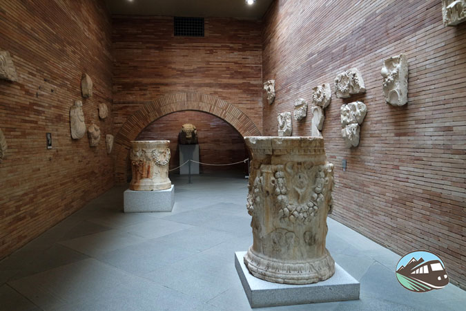 Museo Nacional de Arte Romano - Mérida