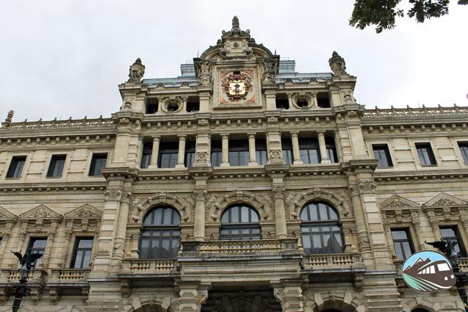Palacio de la Diputación de Bizkaia