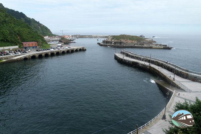 Vistas del puerto - Mirador de la Garita