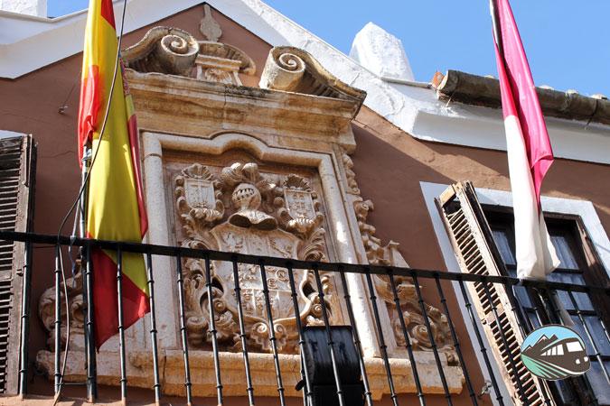 Palacio de los Marqueses de Pacheco – Almodóvar del Campo