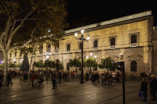 Alumbrado de Sevilla
