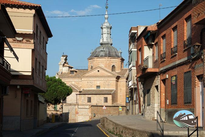 Iglesia del Santísimo Cristo de la Vera Cruz - Consuegra
