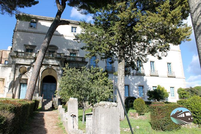 Palacio del Infante Don Luis de Borbón - Arenas de San Pedro