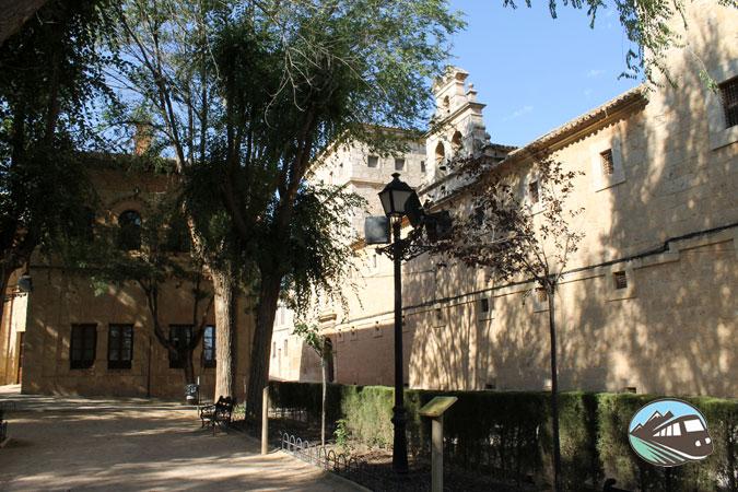 Plaza de la Constitución - El Toboso