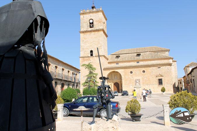 Plaza Mayor de El Toboso