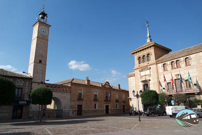 Plaza Mayor de Consuegra