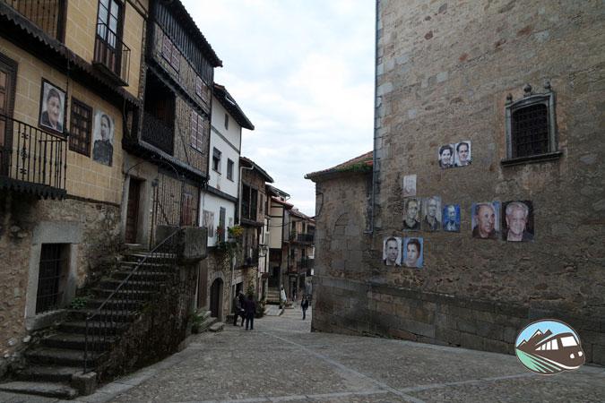 Calles de Mogarraz