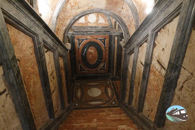 Cripta de San Francisco – Guadalajara