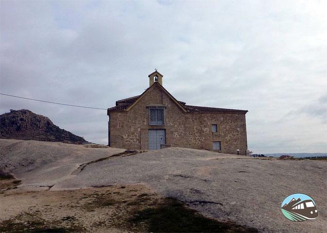 Ermita de Nuestra Señora de la Peña Sacra - Manzanares el Real