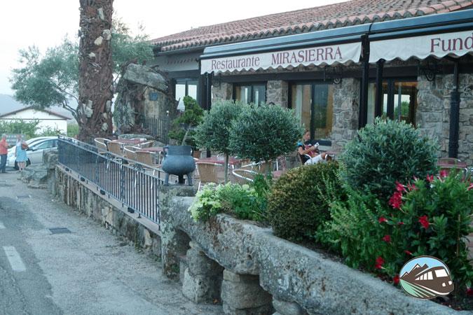 Restaurante Mirasierra - Mogarraz