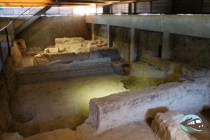 Yacimiento de la Edad de Hierro - Medina del Campo