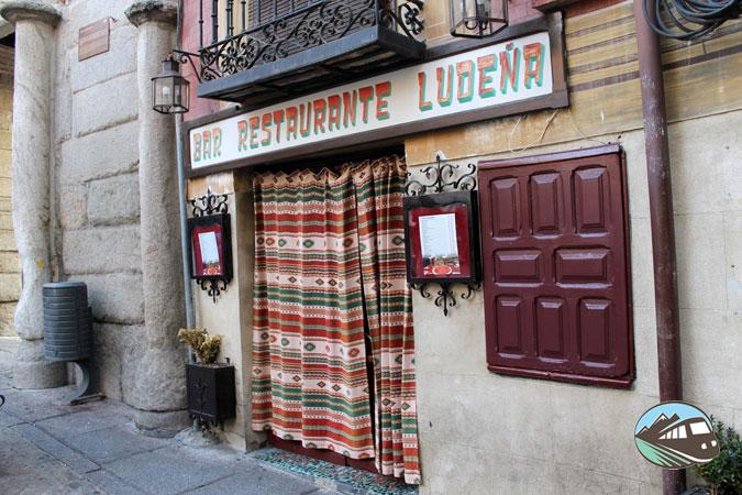 Bar Ludeña – Toledo
