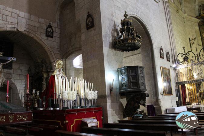 Iglesia de Santiago de los Caballeros – Caceres