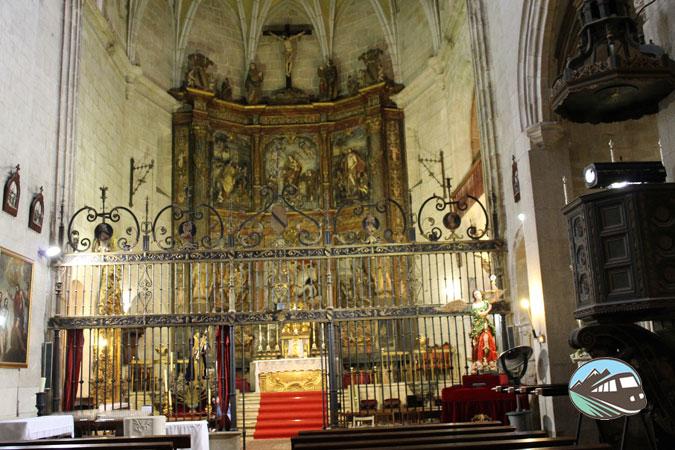 Iglesia de Santiago de los Caballeros - Caceres