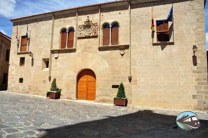 Palacio del Mayoralgo - Cáceres