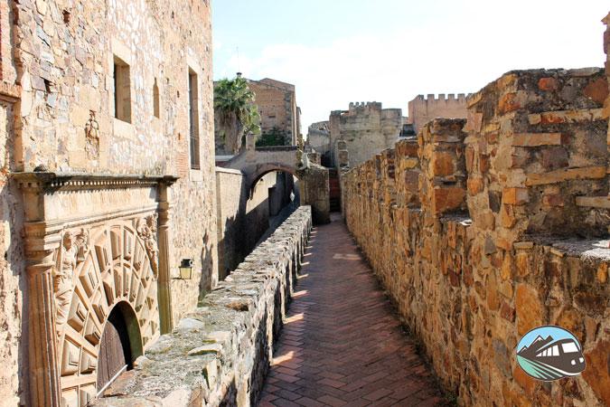 Paseo de adarve - Cáceres