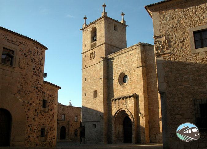Concatedral de Santa María – Cáceres