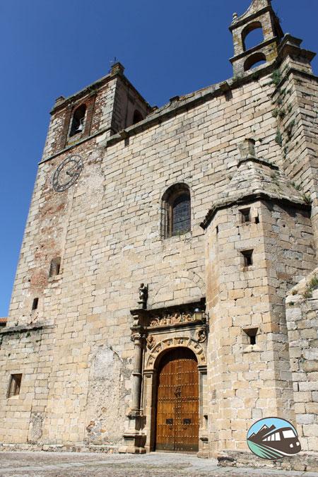 Iglesia de San Mateo - Cáceres