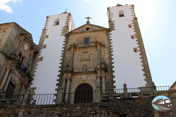 Iglesia de San Francisco - Cáceres