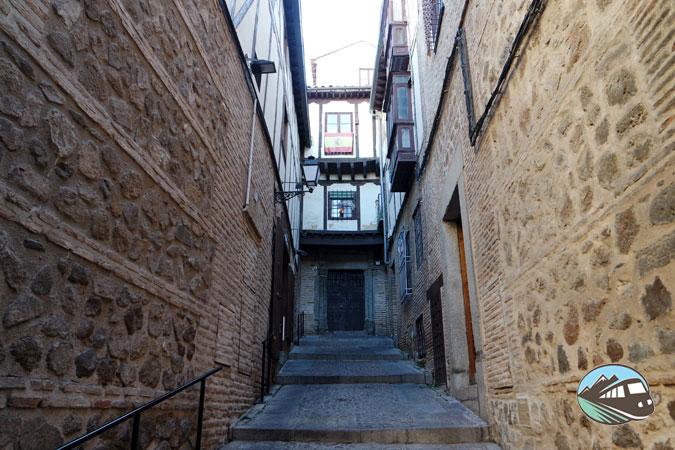 Calle Alfileritos – Toledo