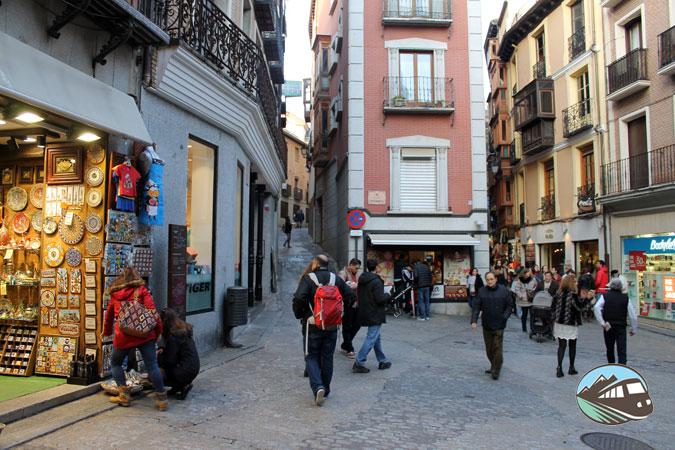 Plaza de las Cuatro Calles - Toledo
