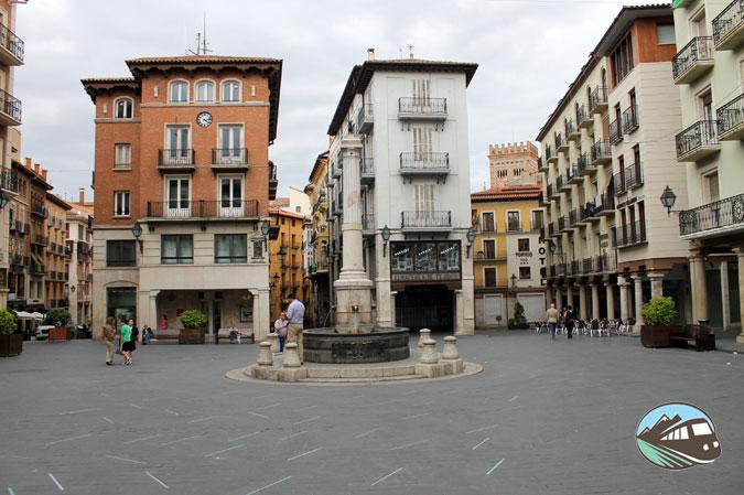 Plaza del Torico - Teruel