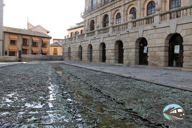 Proyecto tres aguas - Toledo