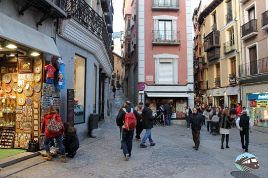 Plaza de las cuatro calles