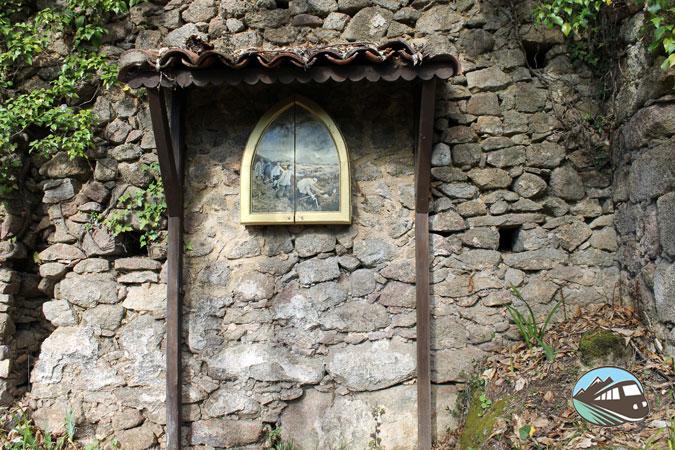 Ermita de Santa Clara - Bosque de los Espejos
