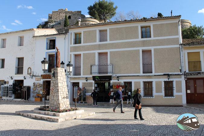 Plaza de San Gregorio - Guadalest