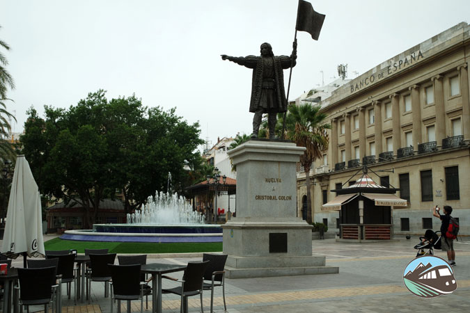 Plaza de las Monjas - Huelva