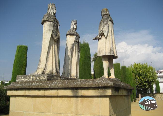 Alcázar de los Reyes Cristianos - Córdoba
