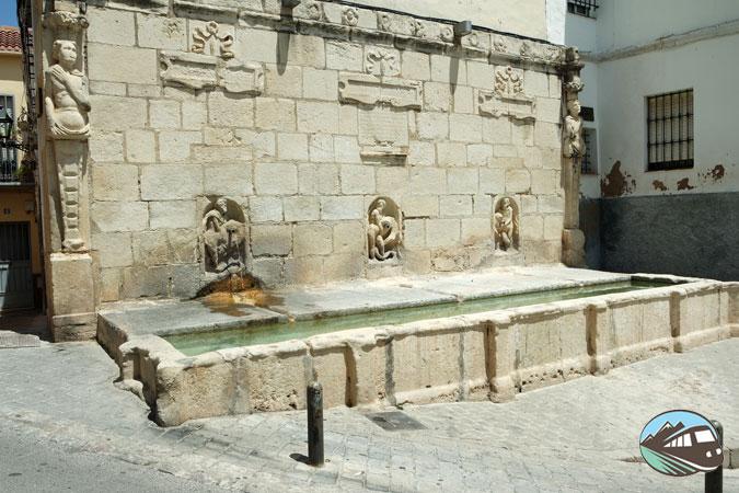 Fuente de los caños - Jaén