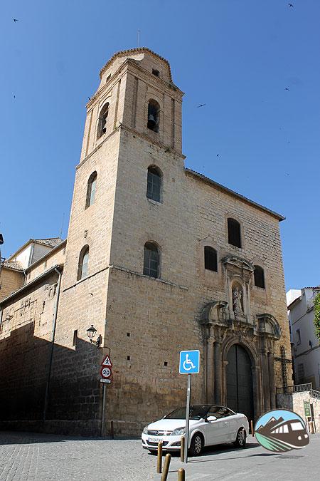 Iglesia de la Merced - Jaén