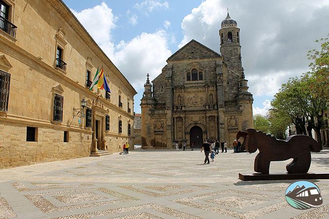 Plaza de Vázquez Molina - Úbeda