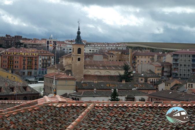 Mirador de Canalejas - Segovia