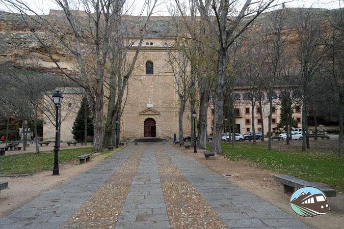 Santuario de la Fuencisla - Segovia