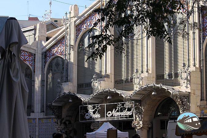 Mercado Central – Valencia