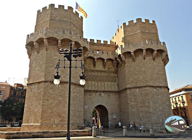 Torres de Serrano - Valencia