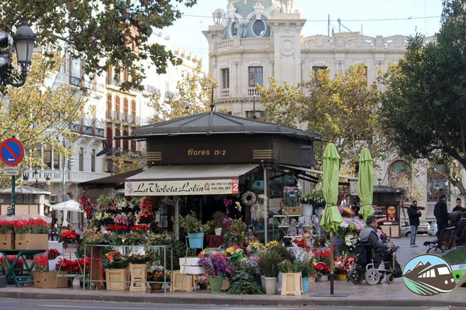 Plaza del Ayuntamiento – Valencia
